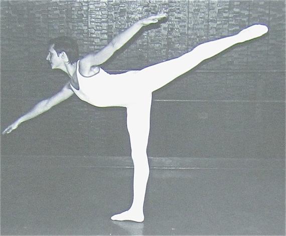 Male Ballet Dancer 266-635 Cookie Cutter