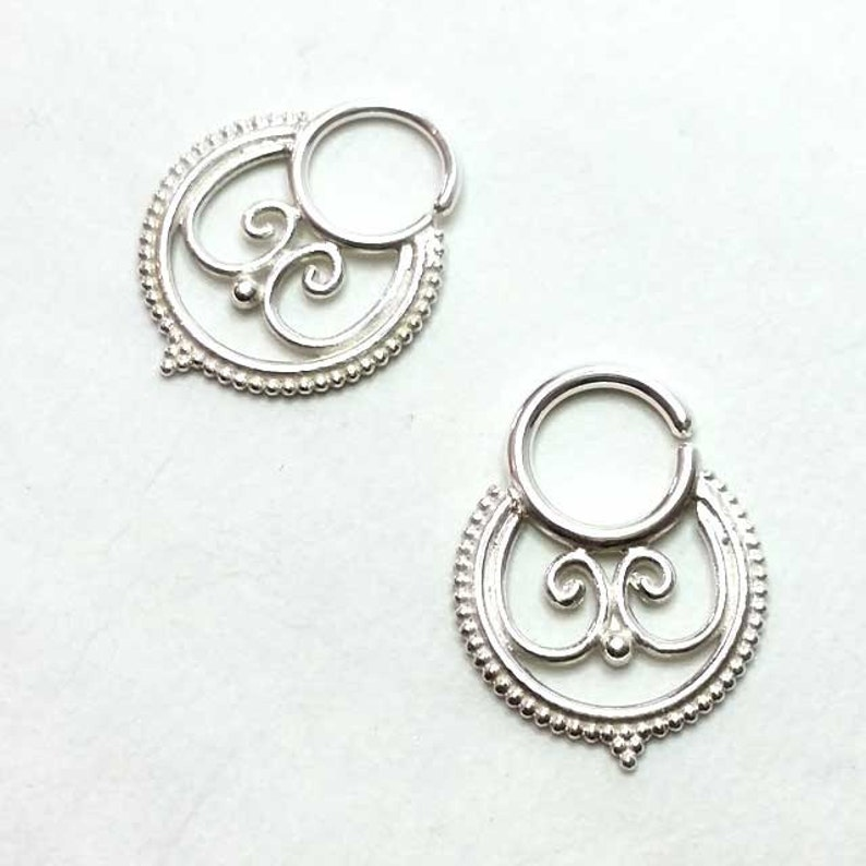Septum Piercing Body Piercing Nose Jewelry Septum Ring 16g Body jewelry Septum Septum jewelry Septum Ring Nose Piercing Nose Ring