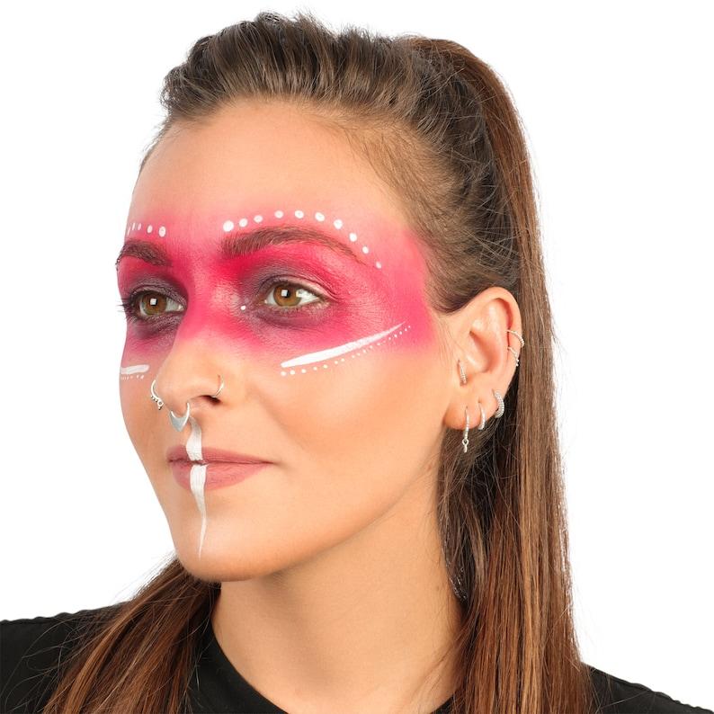 Faux Ring Fake Nose Ring Fake Nose Stud Nose Cuff Fake Nose Piercing Fake Nose Ring Hoop Fake Nose Ring Septum Fake Piercing