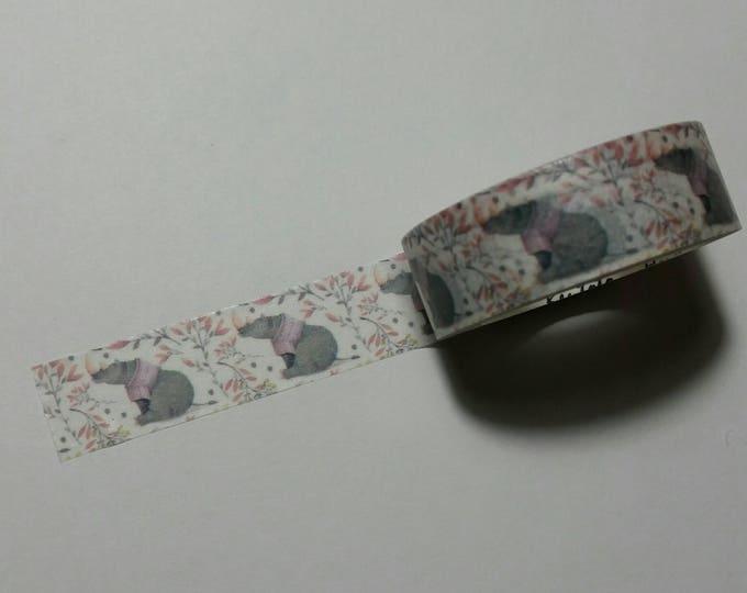 Rhino Washi Tape Roll