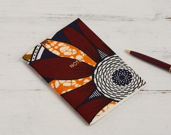 Handwriting journal - gratitude journal - cute writing journal - journaling - travellers notebooks - travellers notebook- chocolate orange