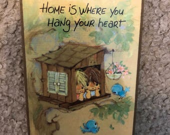 American greetings etsy american greetings plaque m4hsunfo