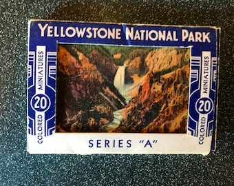 Yellowstone National Park Picture Pack