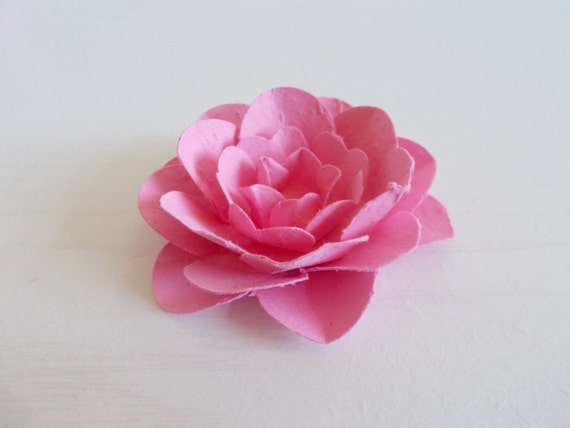 Large Seed Paper Roses 100 Eco Friendly Paper Flowers Made Etsy