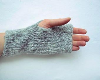 Woolen HandWarmers * Handspun