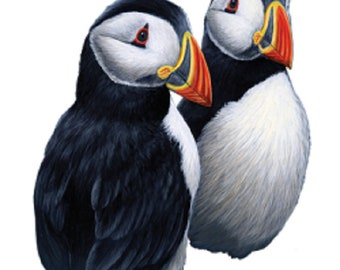 Popular Items For Horned Puffin