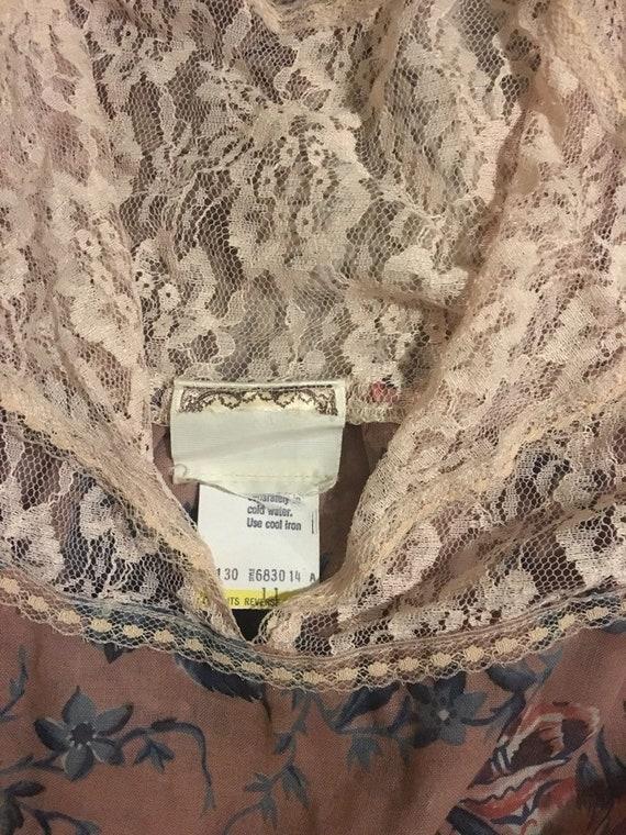 Victorian boho Gunne Sax blouse. Vintage 11 - image 6