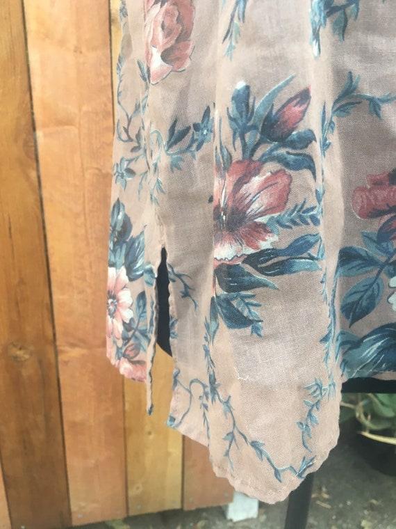 Victorian boho Gunne Sax blouse. Vintage 11 - image 3