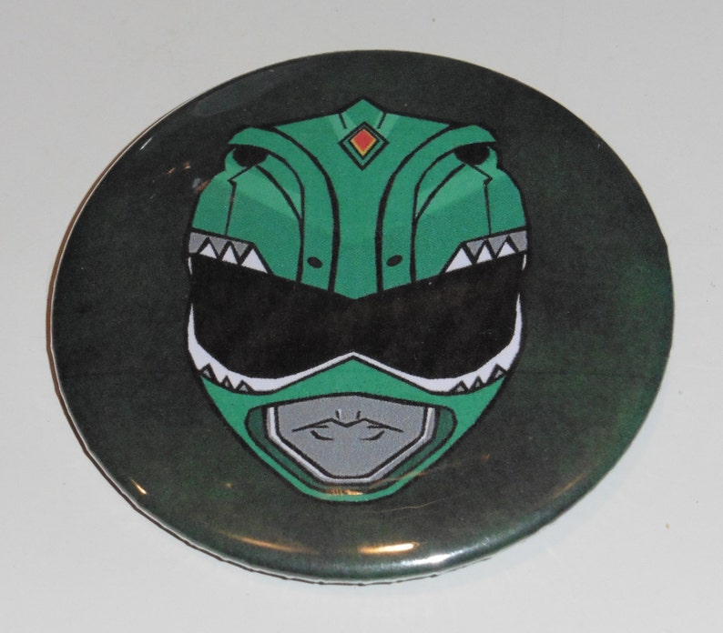 MMPR/Zyuranger Green Dragon Ranger