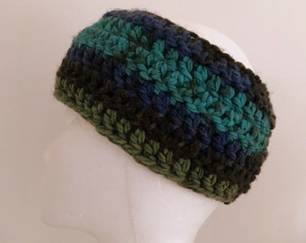 Turquoise Ear Warmer Turquoise Head Band Blue Ear Warmer Blue Headband Purple Ear Warmer Purple Headband Green Ear Warmer Green Headband