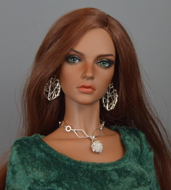 Dollmore SD /& Model Be my Valentine Necklace Silver