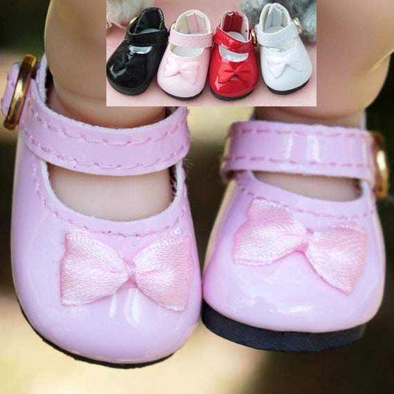 e5b1949eb59 Lovely Baby shoes Mary Jane 3.8 x 2 cm Bjd My Meadows
