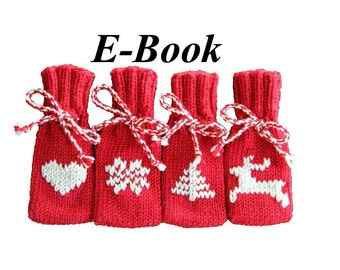 E Book Häkelanleitung Adventskalender Säckchen Etsy