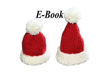 Strickanleitung E-Book Eierwärmer Xmas