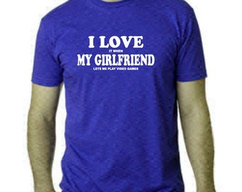 Funny Christmas Gifts For Boyfriend.Boyfriend Christmas Gift Video Game I Love It When My Etsy