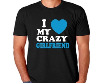 Crazy Girlfriend Etsy