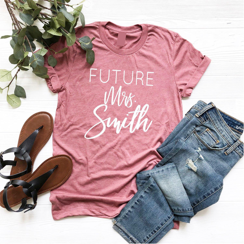 Mme chemise, Future Mme chemise, Future Mme, Mme, Mme, fiançailles chemise 72fc63b939ed