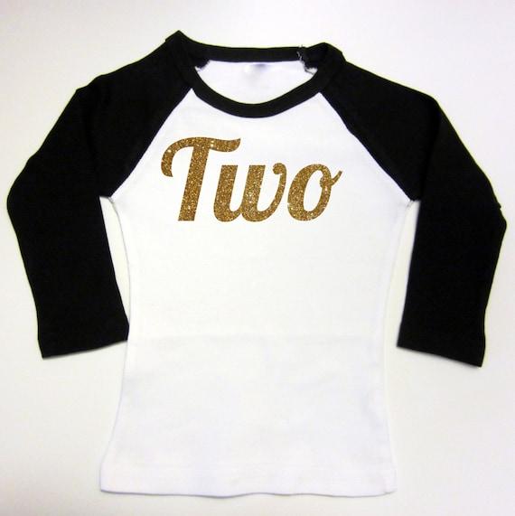 Birthday Shirt 2nd Two Raglan T