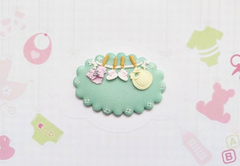 badge midwife clay