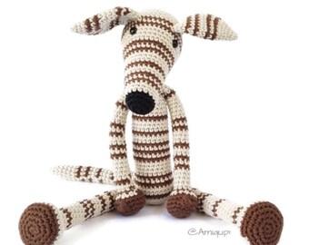 Greyhound Doll
