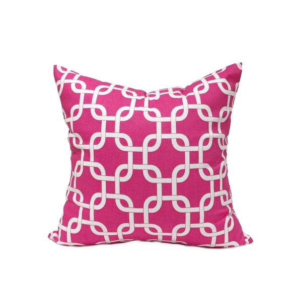 Animal Print Pink in Brown background Throw Pillowcase Kidney Cover Lumbar