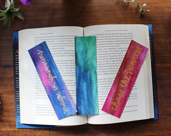 Make Your Own Bookmark Bundle (3 Bookmarks)