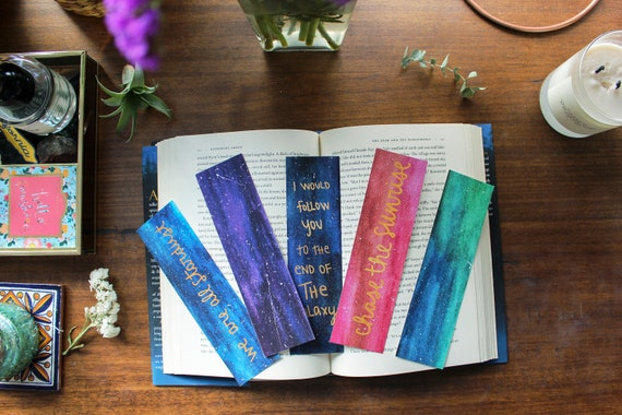 Make Your Own Bookmark Bundle (5 Bookmarks)