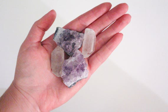 Celestial Kit ADD ON - Amethyst & Quartz