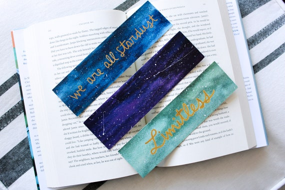 Stardust Bookmark Bundle (3 Bookmarks)