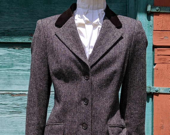 Vintage Tweed Jacket English Country –The British Shop