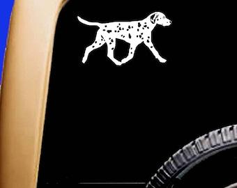 DALMATIAN dog decal sticker RV Truck Vinyl Gate Original design Dalmation