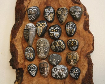 Photo Print - Owls