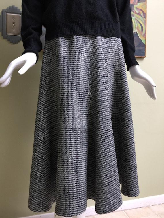 Vintage 50s Style Circle Shirt -Saks Fifth Avenue