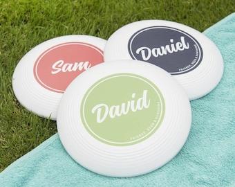 Personalised Name Frisbee