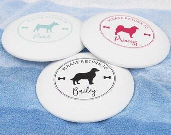 Personalised Pet Frisbee