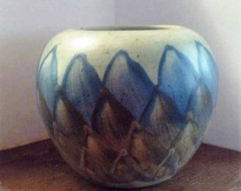Zane Pottery Peters and Reed Landsun Small Vase