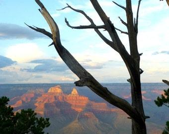Fine Art Photography, Grand Canyon Print, Grand Canyon South Rim (8x10) Grand Canyon photo, Grand Canyon Photography, Grand Canyon Poster