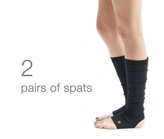 Spats, Gaiters, Puttees – Vintage Shoes Covers Set Of 2 Pairs Yoga SpatsArya Accessories Warmers Unisex Wear Socks Leg By Aryasense $48.00 AT vintagedancer.com