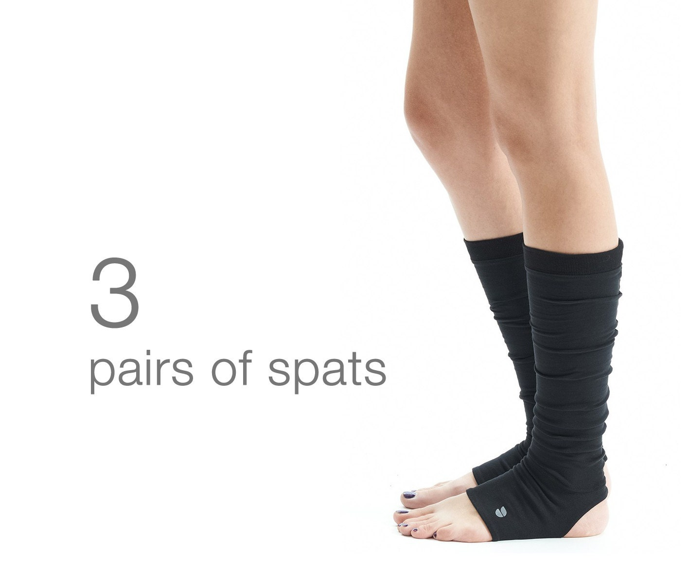 Spats, Gaiters, Puttees – Vintage Shoes Covers Set Of 3 Pairs Yoga Spats Accessory Socks Unisex Leg Warmers By Aryasense $72.00 AT vintagedancer.com