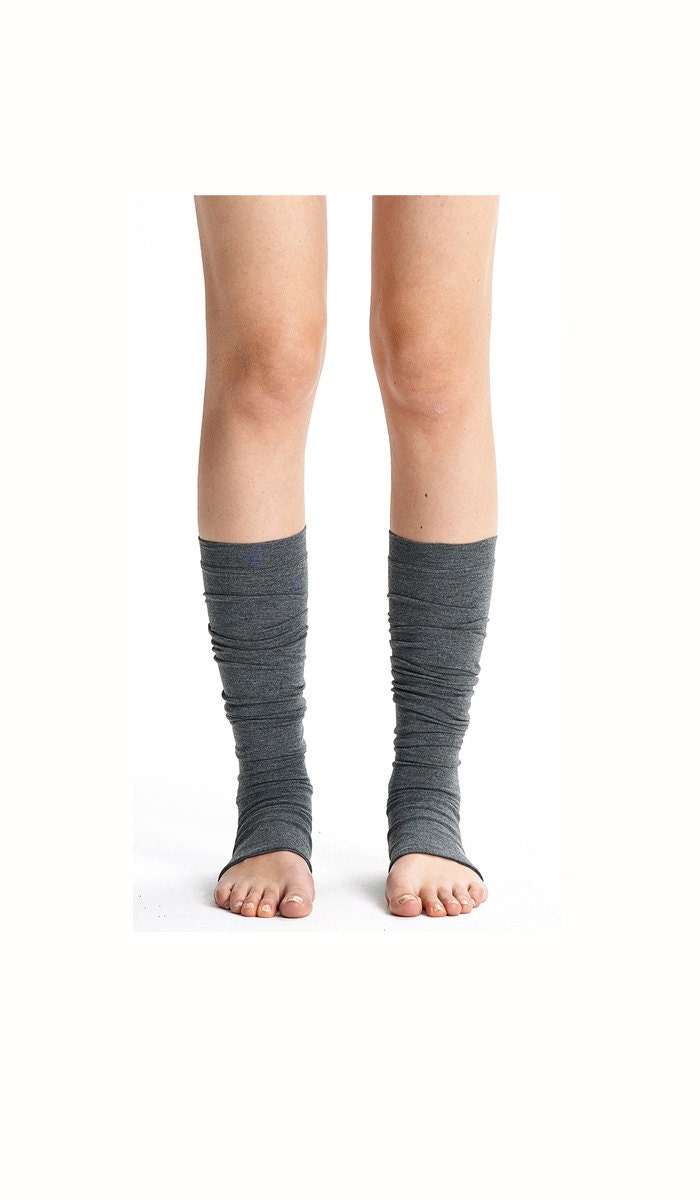 Spats, Gaiters, Puttees – Vintage Shoes Covers Arya Yoga Leg Warmers Neutral Grey Dance Accessory Unisex Spats Socks By Aryasense Spt14Ng $28.00 AT vintagedancer.com