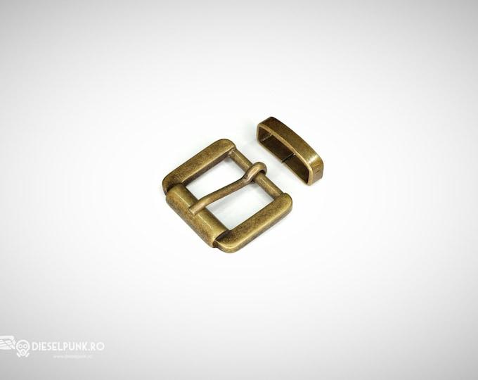 Metal Buckles - Brass Buckles - Buckles for Bags - 20 mm buckles