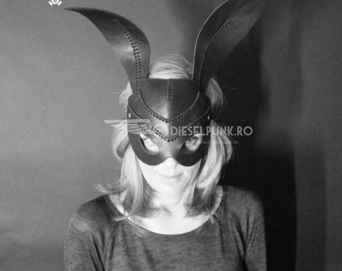 Rabbit Mask Pattern - DIY Mask - Pdf Download