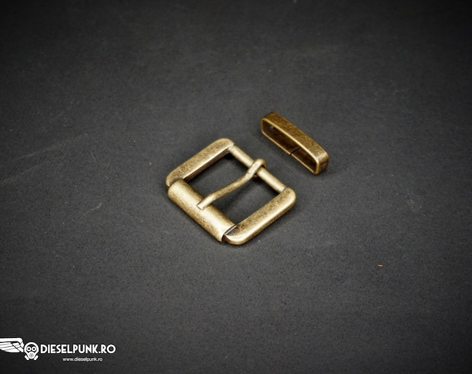 Metal Buckles - Brass Buckles - Buckles for Bags - 25 mm buckles