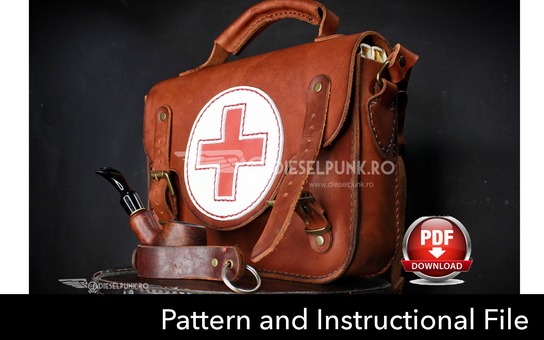 Leather Bag Pattern Pdf Amazing Decorating Design