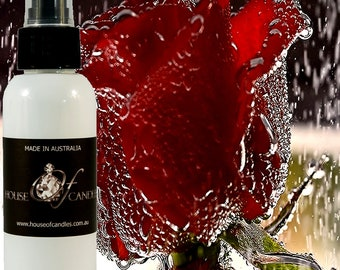 AUSTRALIAN SANDALWOOD ROSE Perfume Body Spray - Vegan & Animal Cruelty Free