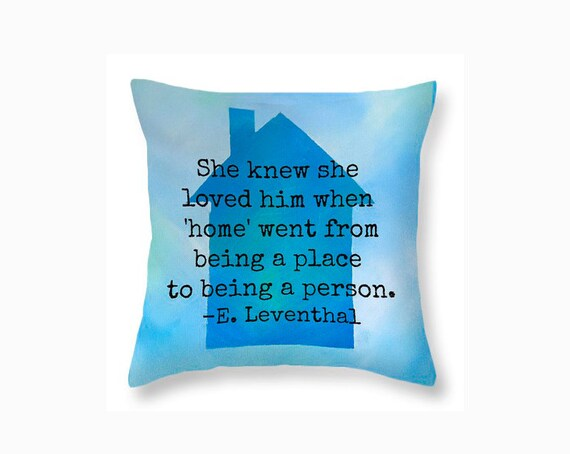 Home Quotes Throw Pillows Teal Love Quote Pillow Gifts For Etsy Amazing Decorative Pillows With Quotes