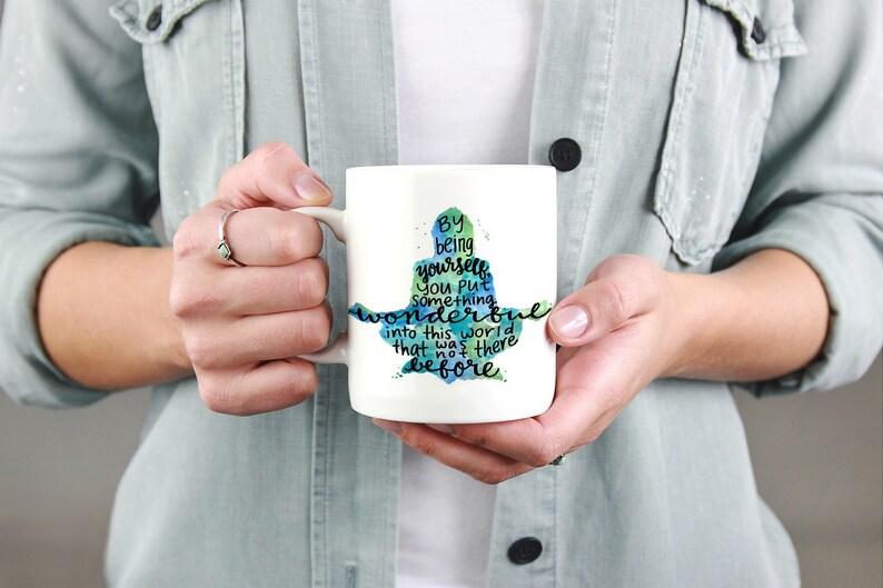 Inspirational Mug Coffee Mugs with Sayings Inspirational Gifts image 0