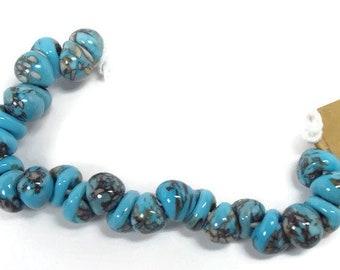 UNICORN MINI TEARDROP Beads - Isabella (25 beads) #22562