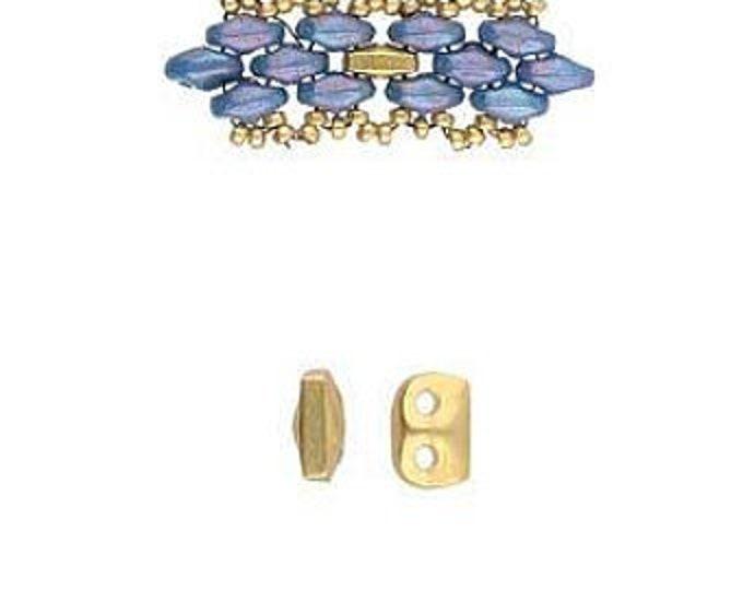 CYMBAL Vitali Superduo Bead Substitute. 8 Beads