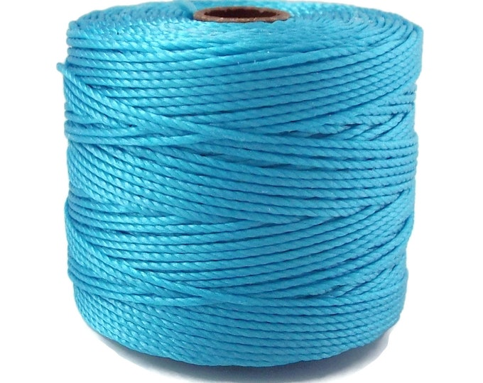 S-Lon, 210, C-Lon, CAROLINA BLUE, 77 yards per Spool